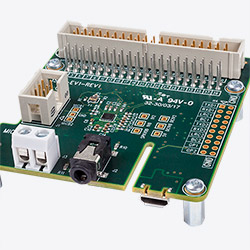 Two-Mic Voice Capture Reference Board